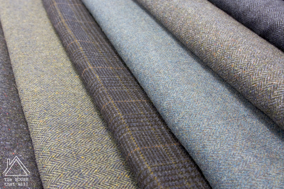 The House that Will | Donegal Tweed
