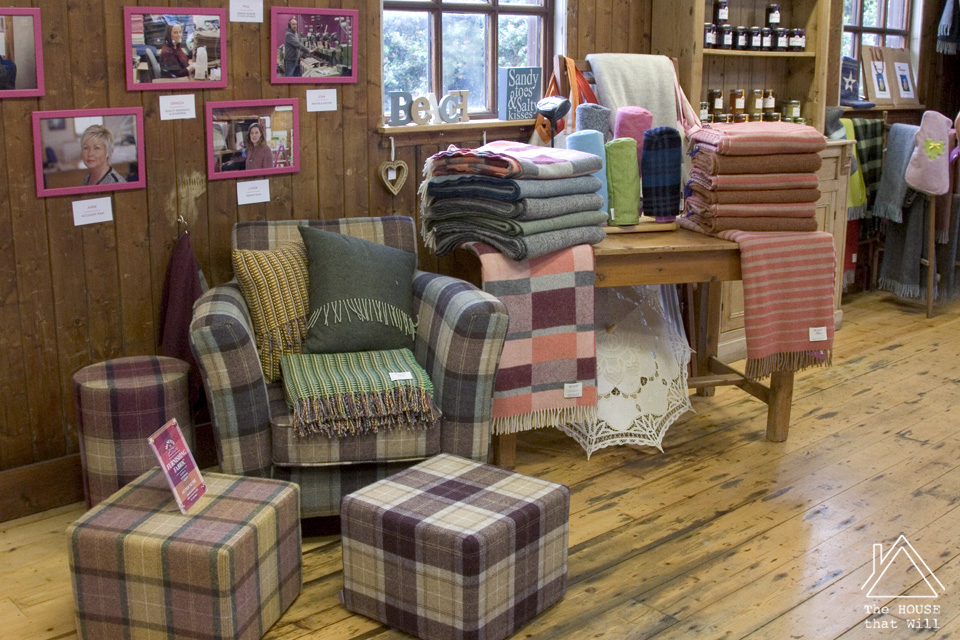 The House that Will | McNutt of Donegal Irish woollen weaving mill