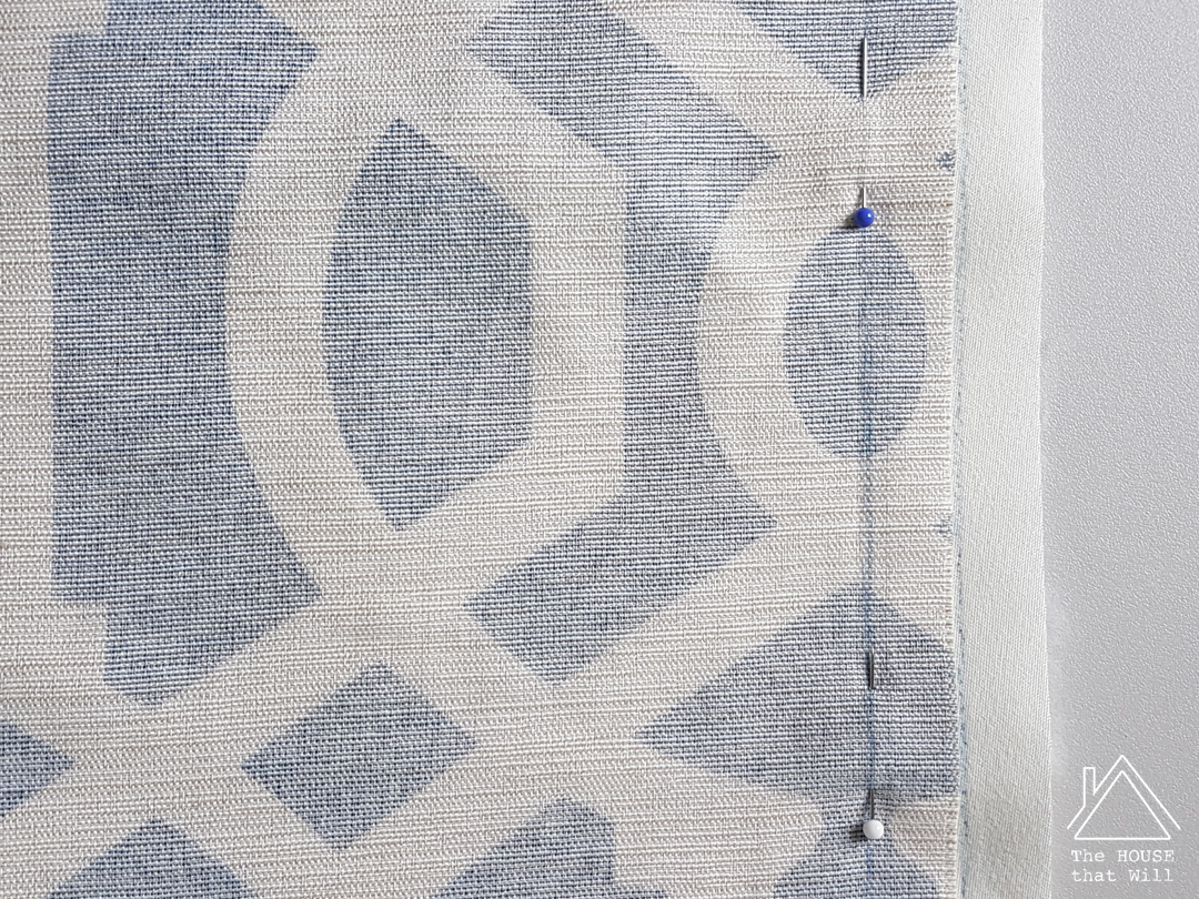 The House that Will | Step-by-step DIY Roman blinds that look custom made