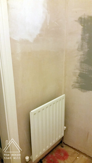 The House that Will | Master Ensuite: Before