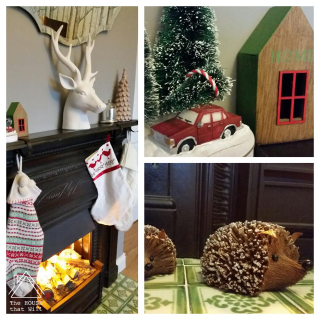 The House that Will | 'Tis the Season 2015 xmas christmas decorations