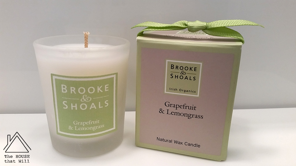 The House that Will | My Favourite Scented Candles - all made in Ireland! Tipperary Crystal, Bog Standard, Brooke & Shoals