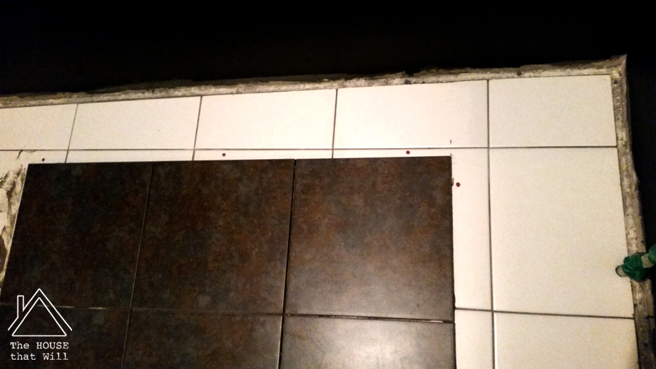 The House that Will | Laying Floor Tiles: a step-by-step guide