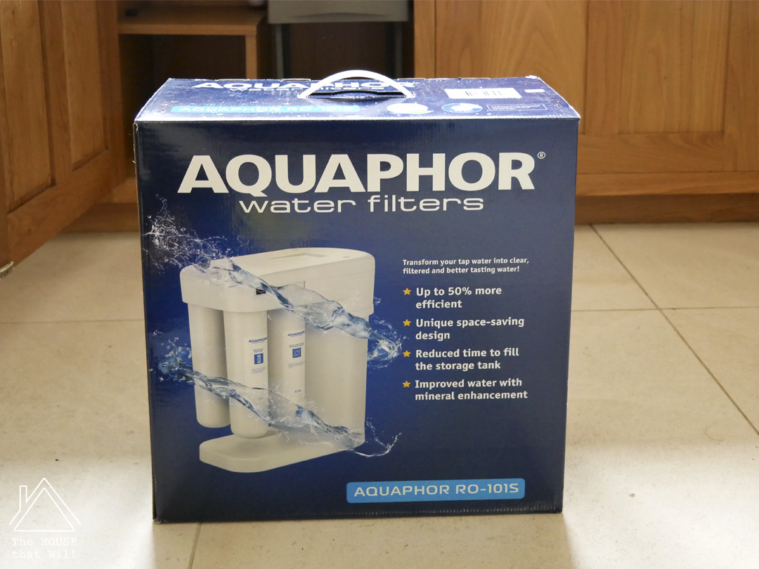 The House that Will | Reverse Osmosis Water Filter