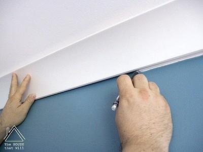 DIY Coving Installation