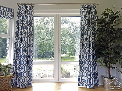 Making Lined Curtains
